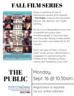 FILM SCREENING: The Public