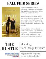 FILM SCREENING: The Hustle