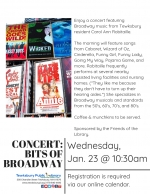 Morning Concert: Bits of Broadway