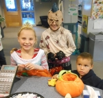 Trick or Treat at the Library