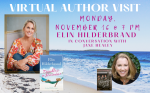 VIRTUAL BESTSELLING AUTHOR SERIES: Elin Hilderbrand In Conversation With Jane Healey