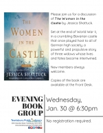 Evening Book Group Meeting: The Women In The Castle