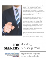 Tewksbury Job Seekers Network: Proven Tips & Tricks For Landing A Great Job