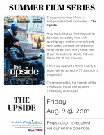 Film Screening: The Upside