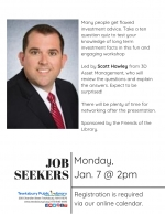 Tewksbury Job Seekers Network: 10 Things To Know About Long Term Investing