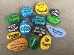 Helping Hands Club: Kindness Rocks