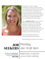 Tewksbury Job Seekers Network: Using LinkedIn For Your Job Search