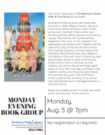 Monday Evening Book Discussion Group: The Astronaut Wives Club