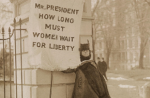 VIRTUAL PROGRAM: Votes For Women -- A History Of The Suffrage Movement