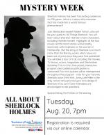 MYSTERY WEEK: All About Sherlock Holmes