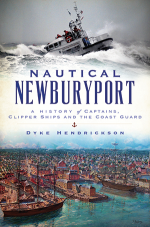 Author Visit: The History Of The Coast Guard In New England