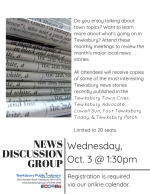 Tewksbury News Discussion Group