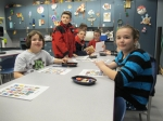 Trahan School Night at the Library