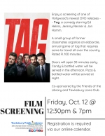 Film Screening: Tag