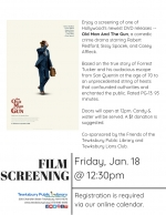 Film Screening: The Old Man And The Gun