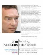 Tewksbury Job Seekers Network: Defining Your Personal Brand