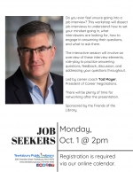 Tewksbury Job Seekers Network: How To Prepare For A Job Interview