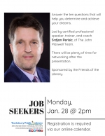 Tewksbury Job Seekers Network: Put Your Dream To The Test