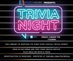 VIRTUAL PROGRAM: Trivia Night