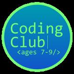 Coding Club Ages 7-9 logo