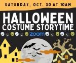 Halloween Storytime logo