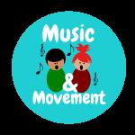 Music & Movement Logo
