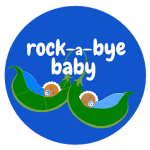 Rock-a-Bye Baby Storytime Logo