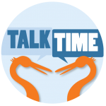Talk Time Logo