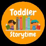 Toddler Storytime logo