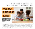 Veg Out @ Nourse Farm [Online Program]