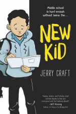 Graphic Novel Chat - New Kid