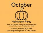 Multifandom Halloween Party