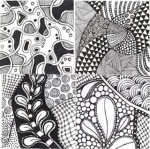 Artist in Residence--Zentangle with Susan McFarlane