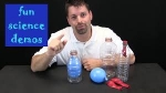 Science Tips at 2: Exploring Air & Air Pressure
