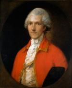 painting of a Count Rumford