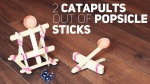 Science Tips at 2:  Make a Catapult