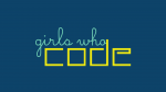 Girls Who Code Logo Blue