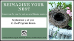 Reimagine Your Nest