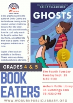 BookEaters: Book Club for Grades 4 & 5