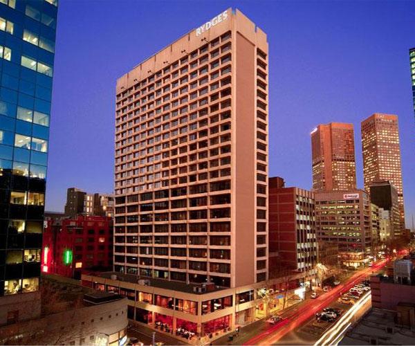 Rydges Melbourne - INFOCUS ANZ Headquarter Hotel