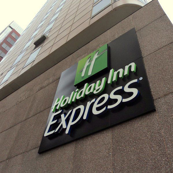 Holiday Inn Express Denver Downtown - Overflow Hotel for JD Edwards INFOCUS 16