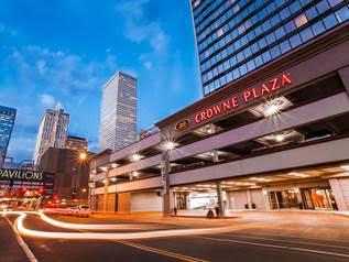 Crowne Plaza Denver - Overflow Hotel for JD Edwards INFOCUS 15