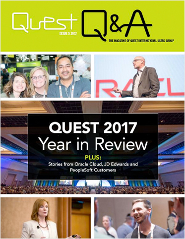 Quest Q&A Magazine