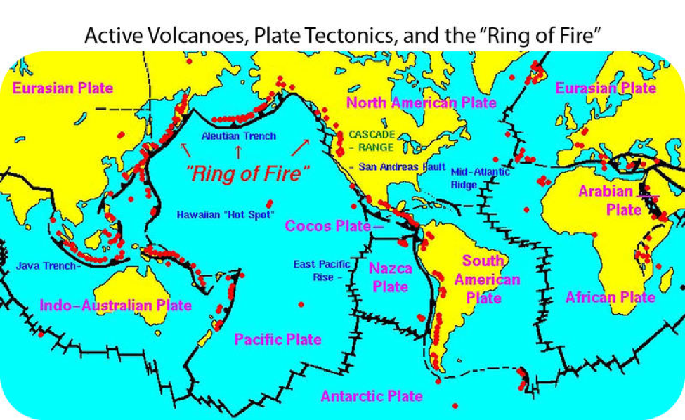 Volcano characteristics lesson 0347 tqa explorer textbookimage gumiabroncs Choice Image