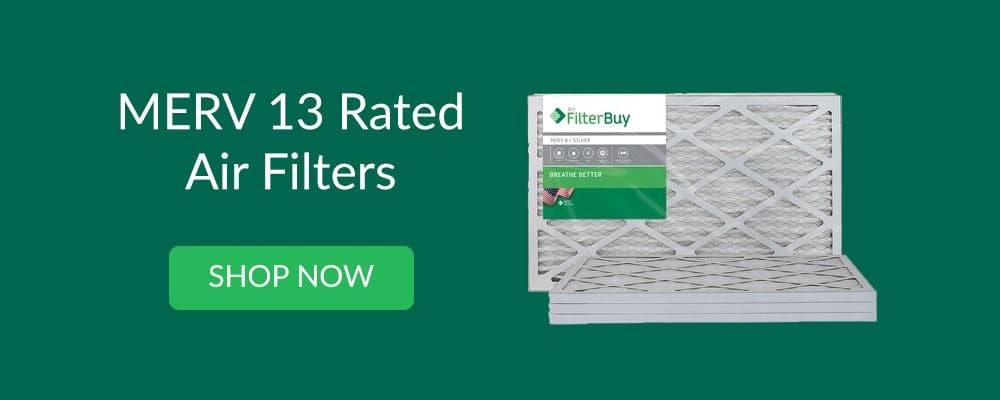 shop MERV 13 air filters at Filterbuy