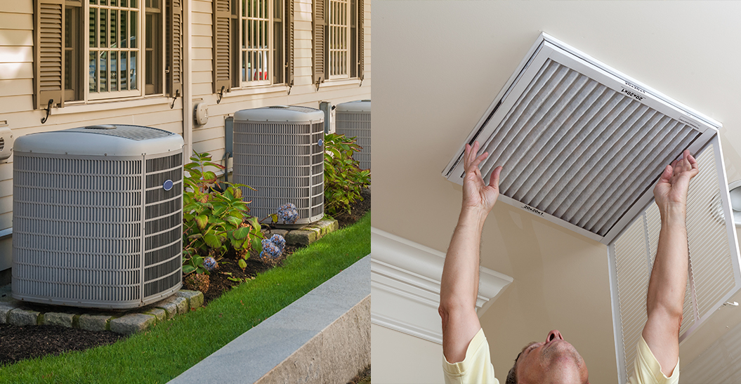 Why Does My Central Air Have Two Filters? | FilterBuy