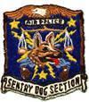 K9, 405th Air Police Squadron