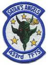 433rd Tactical Fighter Training Squadron - Satan's Angels
