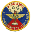 3703rd Basic Military Training Squadron (Cadre)