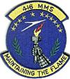 416th Munitions Maintenance Squadron